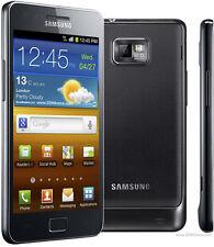 New Original Samsung Galaxy S II GT-I9100 16GB Black (Unlocked) Smartphone 8MP