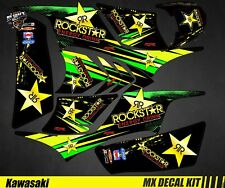 Kit Déco Quad / Atv Decal Kit Kawasaki KFX 700 - Rockstar