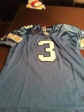 Joey Harrington Detroit Lions NFL Authentic Jersey Size 48 New Blue