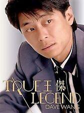 DAVE WANG  - 王傑 TRUE LEGEND 6CD BOXSET