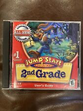 Jumpstart Advanced 2nd Grade Educational Software