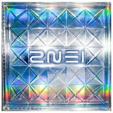 2NE1 1st Mini Album CD+Photo Book K-POP SEALED I Don't Care Fire