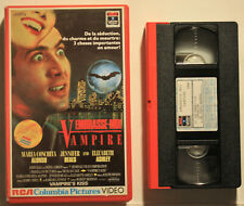 Embrasse-Moi Vampire / VHS / PAL / 1988