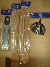 jam making kit (4 pcs),rrp £14.00