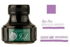 Monteverde 90ml Fountain Pen Ink Bottle, Rose Noir