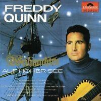 FREDDY QUINN - WEIHNACHTEN AUF HOHER SEE  CD 13 TRACKS WEIHNACHTS-SCHLAGER NEU