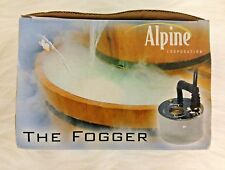 Alpine FG100  The Fogger   For Indoor Containers   New Old Stock  (E-6)