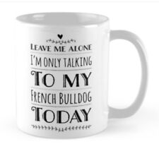 French Bulldog Mug, Ideal birthday gift for any Lover of French bulldogs.