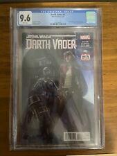 Darth Vader #3 CGC 9.6 First App Doctor Aphra (2012, Marvel, Star Wars) Gillen