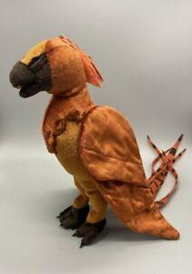 "Fawkes The Phoenix Plush Stuffed Animal Harry Potter NECA Warner Bros 20"""