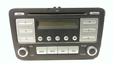 Original 2006-2009 VW Golf Jetta Passat Radio CD mit MP3 # 1K0035161C 28088967