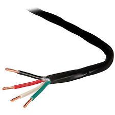 Belden 5102UP 100 ft. 14 AWG 4C Hi-Flex Speaker Cable CL3