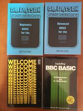 Exploiting BBC Basic and 3 other BBC Computer Books (rare)