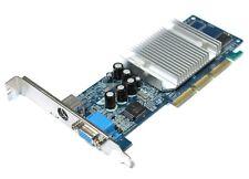 NVIDIA GeForce4 MX 4000 - PV-T1BL-QTHG - 64MB AGP Video Graphics Card [5329]