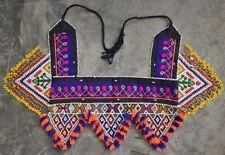 Belly dance belt Vtg Kuchi Afghan Banjara Tribal Handmade Ethnic Beaded Belt