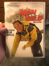 Man Vs. Wild - Collection 1 (DVD, 2007, 2-Disc Set)