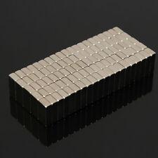 100pcs Super Strong N50 Block Cuboid Magnets 10 x 5mm x 3mm Rare Earth Neodymium