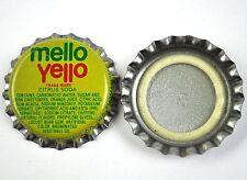 VINTAGE MELLO YELLO TAPPO BOTTIGLIA USA Soda bottiglia tappo