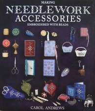 BOEK/LIVRE : Making Needlework Accessories Embroidered with Beads (parels,perle)