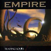Empire, The Empire - Trading Souls/Tony Martin [New CD] Argentina - Import