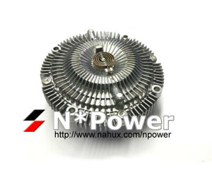 DAYCO FAN CLUTCH FOR NISSAN SKYLINE 8.93-03.98 2.5L Turbo ECR33 RB25DET