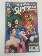 The Adventures Of Superman # 535 (Newsstand, DC, 1996) June