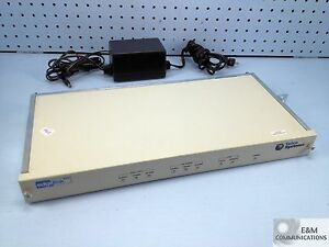 EL300-1100 C2 TELCO SYSTEMS EDGELINK 300 MUX WITH POWER SUPPY NCM4SRGFRA