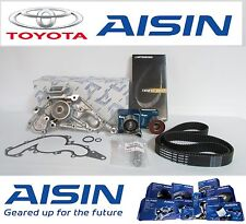 NEW LEXUS/TOYOTA FACTORY OEM 4.3 & 4.7 V8 TIMING BELT WATER PUMP FULL KIT