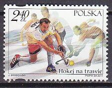 POLAND 2011 **MNH SC# - Field Hockey