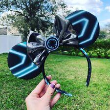 Walt Disney World Disneyland Mickey Minnie Ears Tron Legacy