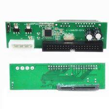 PATA IDE TO SATA Converter Adapter Plug&Play 7+15 Pin 3.5/2.5 SATA HDD DVD vava