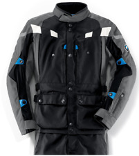 NEW BMW GS Dry Jacket SIZE EU 54 Men Black/Anthracite #76118553401