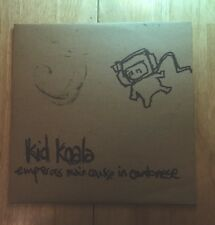 "Kid Koala - The Emperors Main Course In Cantonese 12"" Single"