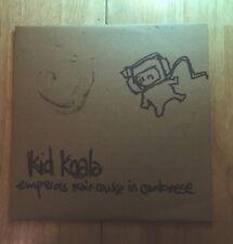 "Kid Koala - The Emperors Main Course In Cantonese 12"" Single"