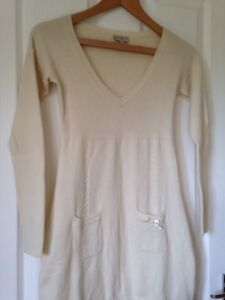 Karen Millen Jumper Dress Size 6 8