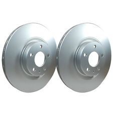 Front Brake Discs 284mm 51809PRO fits Fiat DOBLO 263_ 1.6 D Multijet 1.4