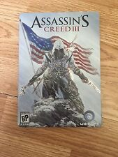 Assassins Creed 3 Preorder Only Hard Case Xbox 360 L@@K W2
