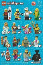 Lego Collectible Minifigure Series 17