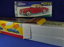 Tôle/tin car Schuco Motex 1088 Replica, No. 00220, reibradauto/Friction