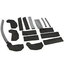 JEEP JK WRANGLER REMOVABLE HARD TOP FOAM BLOCKER SEAL KIT  68026937AB
