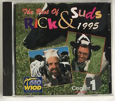 The Best Of Rick & Suds 1995 610 WIOD South Florida