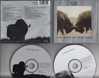 U2 The Best Of 1990-2000 LTD ED DOUBLE CD