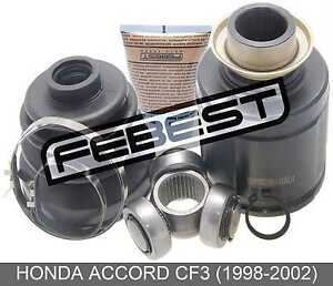 Inner Joint 32X40X27 For Honda Accord Cf3 (1998-2002)