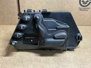 00-06 Mercedes W220 S430 S55 AMG Front Left Driver Seat Control 2208211579 OEM
