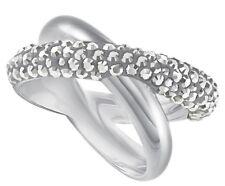 SWAROVSKI Crystaldust Ring Cross CRY   Gr.55     Neu 79€