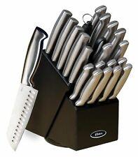 OSTER Baldwyn 22 Piece Cutlery Block Set KITCHEN STAINLESS STEEL CUTLERY KNIVES