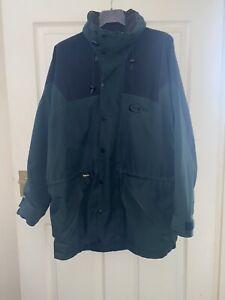 "Mens Tog 24 Jacket Gore Tex Rare Green Vintage 48"" Chest Oversized Retro Coat"
