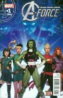 Lot of 3 comics. A-Force  #1, #2 & #3. NM* Free Shipping!