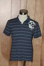 MEN'S AEROPOSTALE SHORT SLEEVE POLO SHIRT-SIZE: MEDIUM