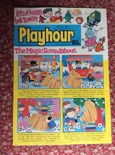 PLAYHOUR COMIC. 25 JUNE 1983. UNREAD. UNSOLD NEWSAGENTS STOCK. NR MINT.